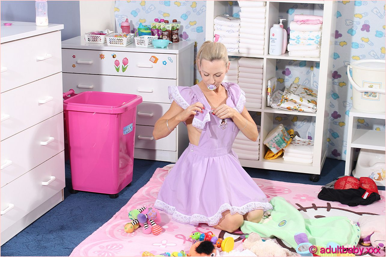 Adult Baby Source Video 40