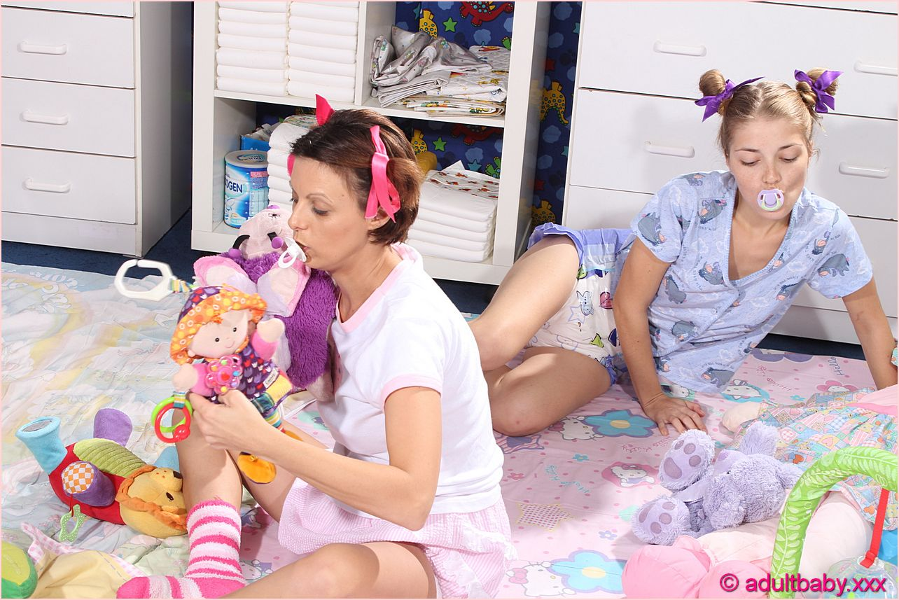Adult Baby Source Video 16