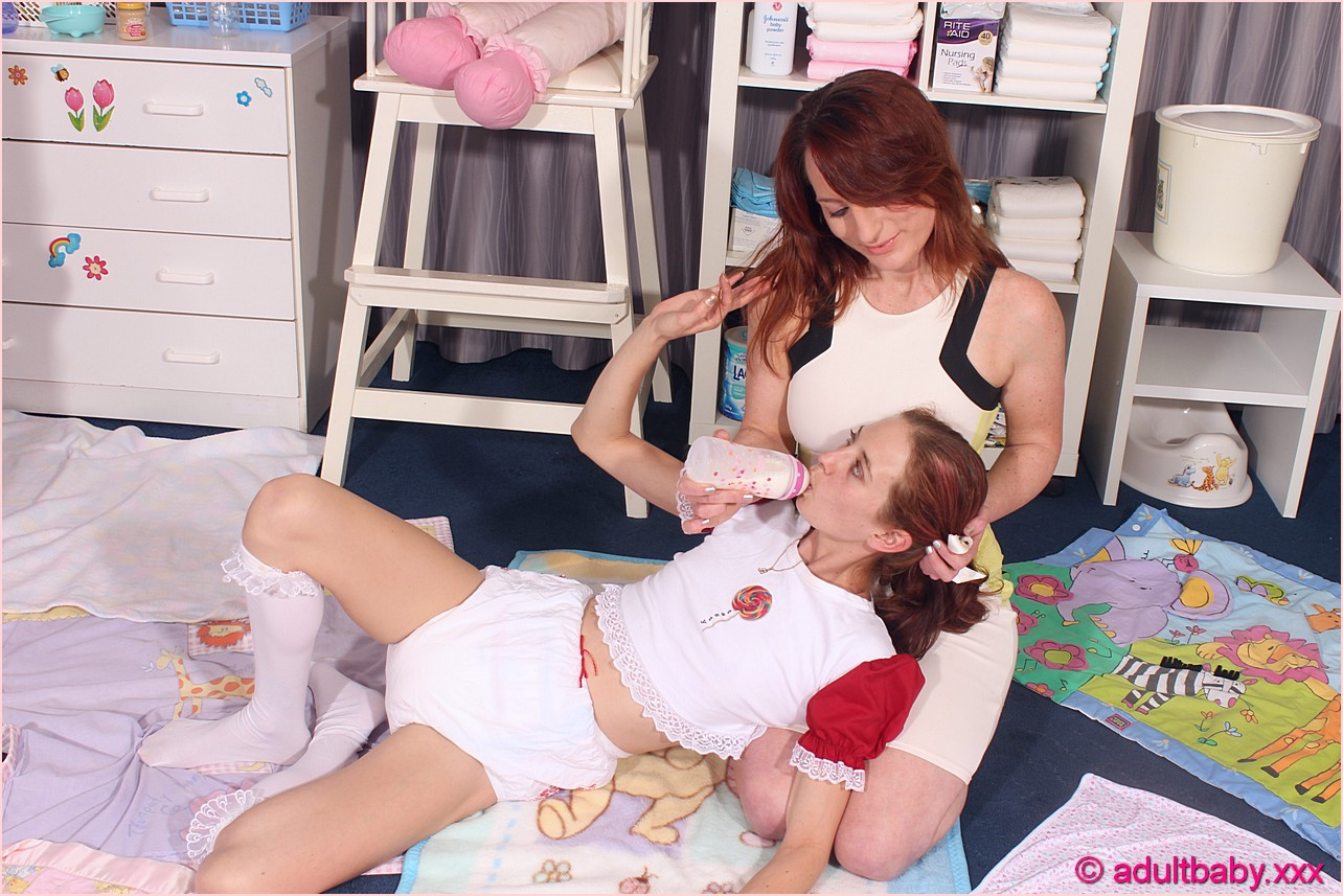 Adult baby naughty nurseries