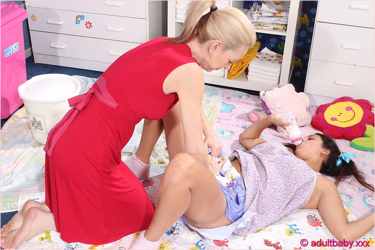 Adult Baby Source Video 86